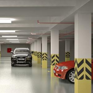 Автостоянки, паркинги Пронска