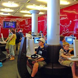 Интернет-кафе Пронска