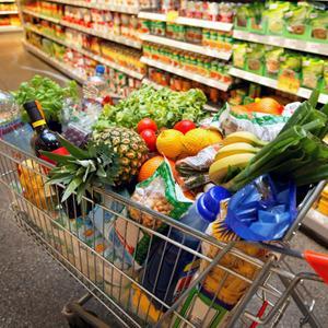 Магазины продуктов Пронска