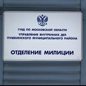 Отделения полиции Пронска