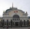 Железнодорожные вокзалы в Пронске