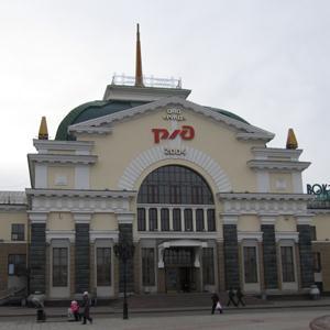Железнодорожные вокзалы Пронска